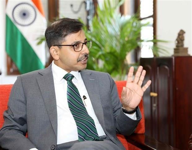 Vietnam es pilar en politica de la India hacia el Oriente, afirma embajador hinh anh 1