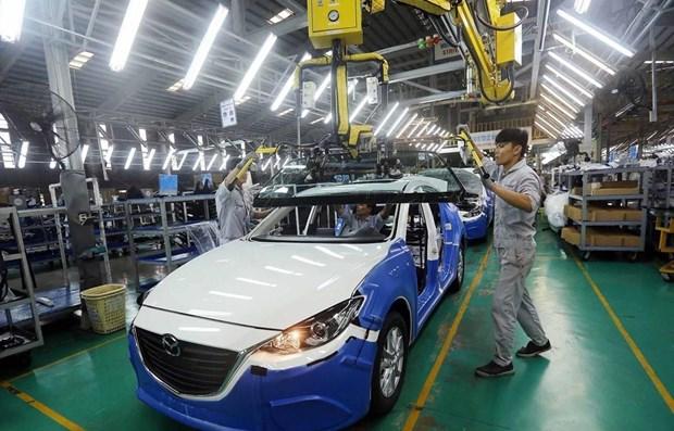 Atrae Vietnam 26 mil millones de dolares de inversion extranjera en nueve meses hinh anh 1