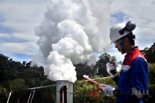 Apoya el Banco Mundial a Indonesia en desarrollo de la energia geotermica hinh anh 1