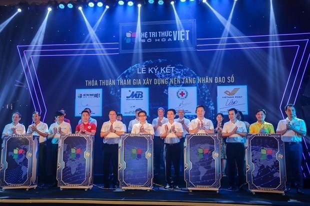 Presentan en Vietnam base digital nacional de datos geograficos hinh anh 1