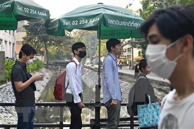 Discuten en Tailandia medidas para tratar la contaminacion del aire hinh anh 1