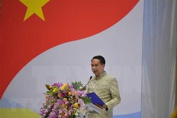 Promueven Tailandia y Vietnam el comercio bilateral hinh anh 1