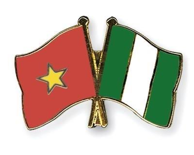 Felicitan dirigentes de Vietnam a Nigeria por su Dia de la Independencia hinh anh 1