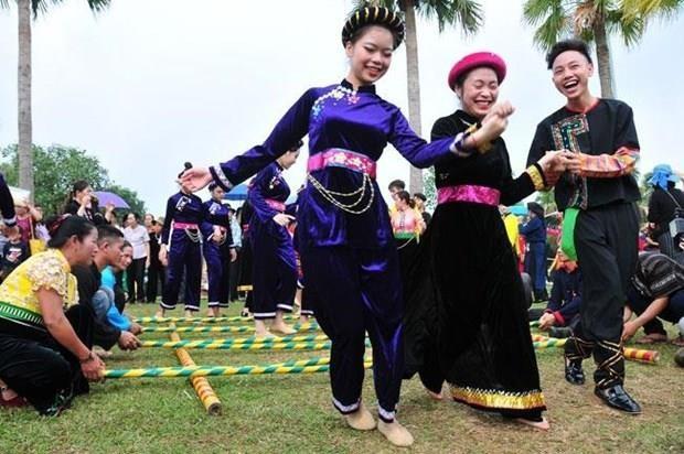 Efectuaran este mes numerosas actividades en Aldea de Cultura y Turismo de las Nacionalidades en Hanoi hinh anh 1