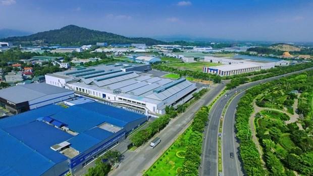 Provincia vietnamita de Vinh Phuc logra crecimiento alentador en nueve meses de 2019 hinh anh 1
