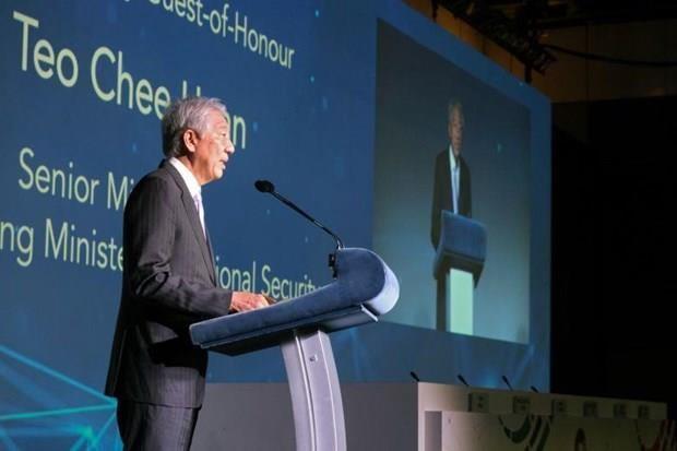 Anuncia Singapur plan contra ataques ciberneticos hinh anh 1