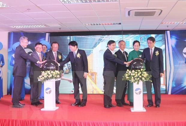 Inauguran en provincia vietnamita fabrica de papel con inversion japonesa hinh anh 1