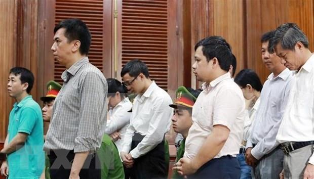 Condenan en Vietnam a 12 acusados por falsificacion de medicamentos hinh anh 1