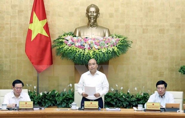 Insta primer ministro de Vietnam a mayores reformas para impulsar la produccion hinh anh 1
