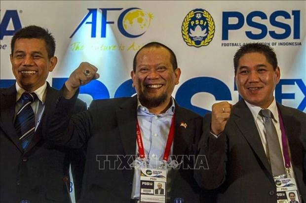 Eligen a nuevo presidente del Senado de Indonesia hinh anh 1