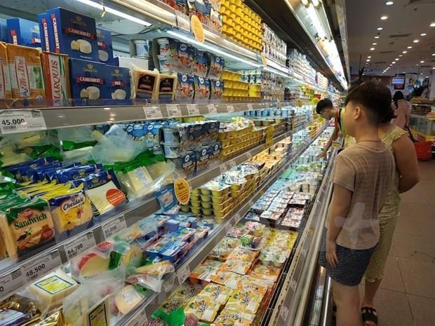 Registra Vietnam bajo crecimiento del Indice de Precios al Consumidor en los primeros nueve meses del ano hinh anh 1