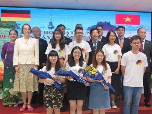 Promueve Ciudad Ho Chi Minh relaciones con Alemania hinh anh 1