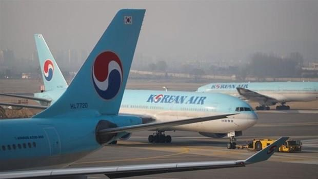 Abrira Korean Air mas rutas hacia China y Filipinas hinh anh 1