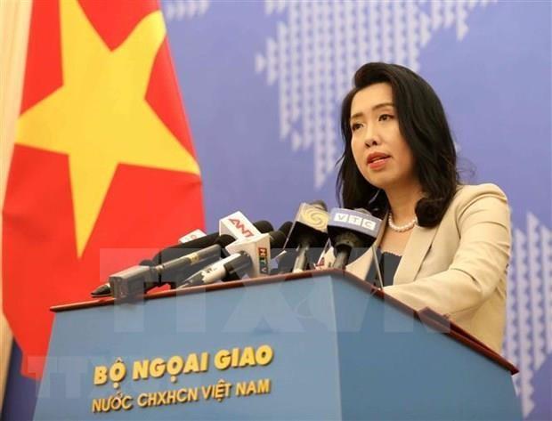 Refutan informaciones de Organizacion Global de Integridad Financiera sobre Vietnam hinh anh 1
