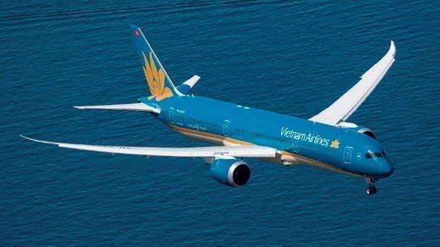 Retrasa Vietnam Airlines sus vuelos debido a tormenta Mitag hinh anh 1