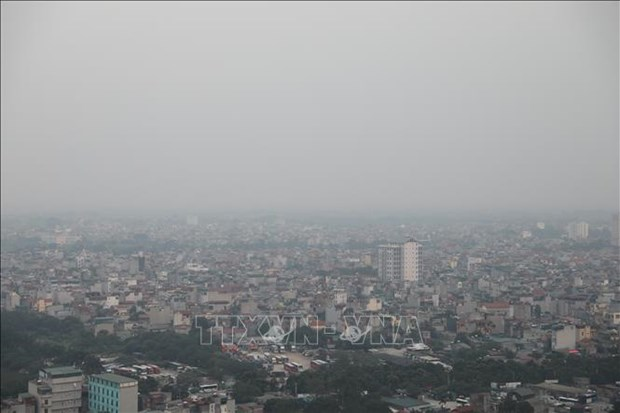 Aborda Gobierno vietnamita la contaminacion del aire en Hanoi y Ciudad Ho Chi Minh hinh anh 1