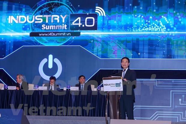 Ayudara revolucion industrial a que Vietnam se convierta en un pais avanzado hinh anh 1