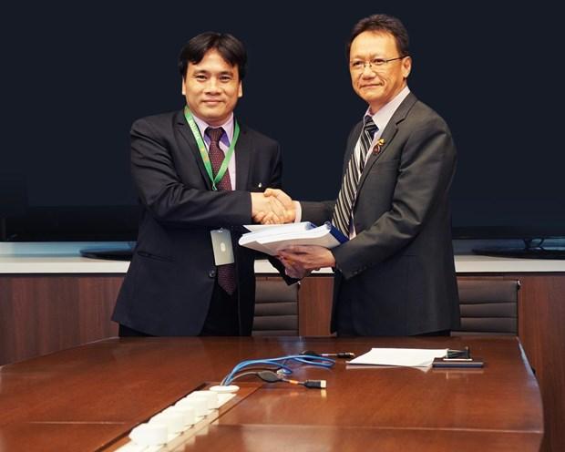 Suministrara grupo vietnamita moderna plataforma de perforacion petrolera a Brunei hinh anh 1