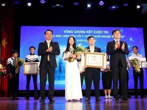 Celebraran jornada de emprendimiento para estudiantes vietnamitas hinh anh 1