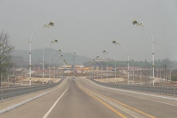 Fortalece nuevo puente de amistad comercio entre Tailandia y Myanmar hinh anh 1