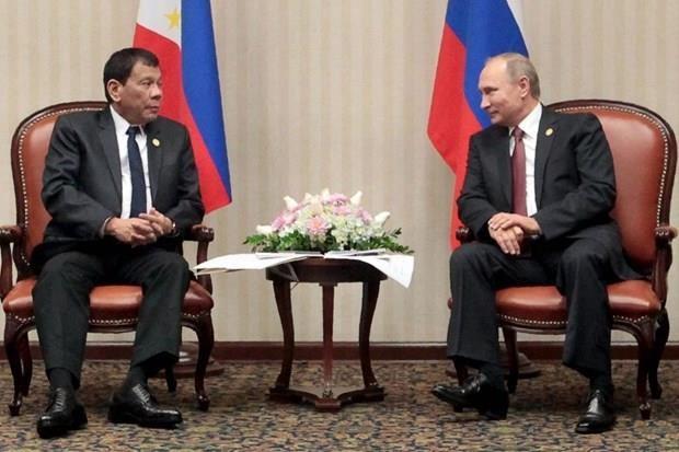 Impulsan Rusia y Filipinas la cooperacion bilateral hinh anh 1