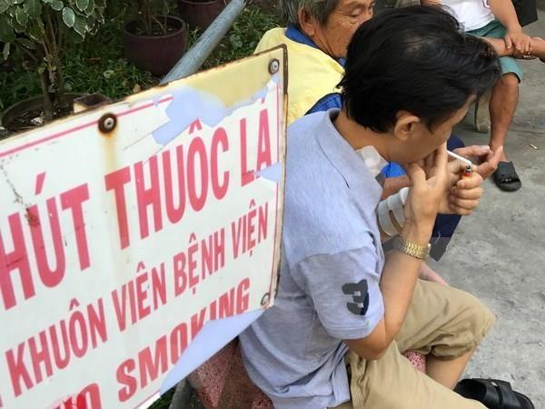 Comision del Parlamento vietnamita debate sobre la lucha contra el tabaquismo hinh anh 1