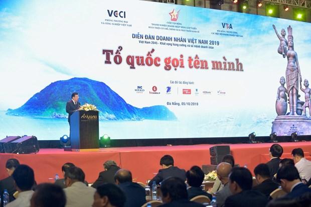 Celebran Foro Empresarial de Vietnam 2019 hinh anh 1