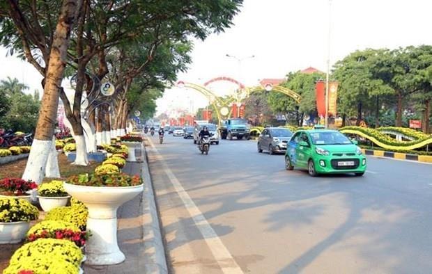 Registra sector de transporte de provincia vietnamita de Vinh Phuc altos ingresos en nueve meses de 2019 hinh anh 1