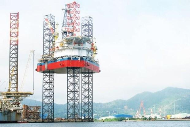 Confirma su potencia la ingenieria mecanica de la industria gasifera de Vietnam hinh anh 2