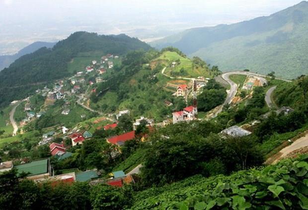 Provincia de Vinh Phuc, un emergente destino turistico en Vietnam hinh anh 1