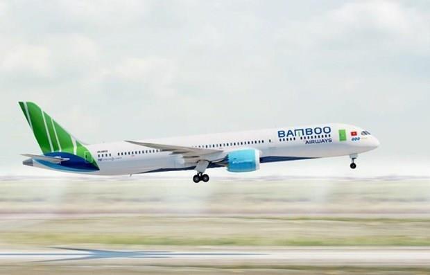 Linea aerea vietnamita Bamboo Airways ofrecera ruta directa a Republica Checa hinh anh 1