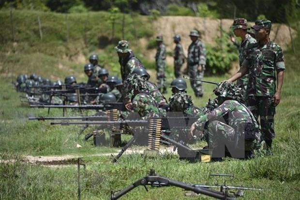 Indonesia consolida defensa maritima nacional hinh anh 1