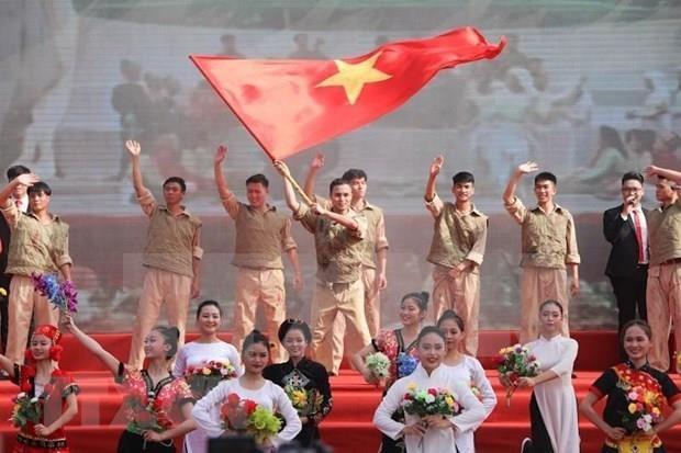 Reviven recuerdos del Dia de Liberacion de Hanoi hinh anh 1