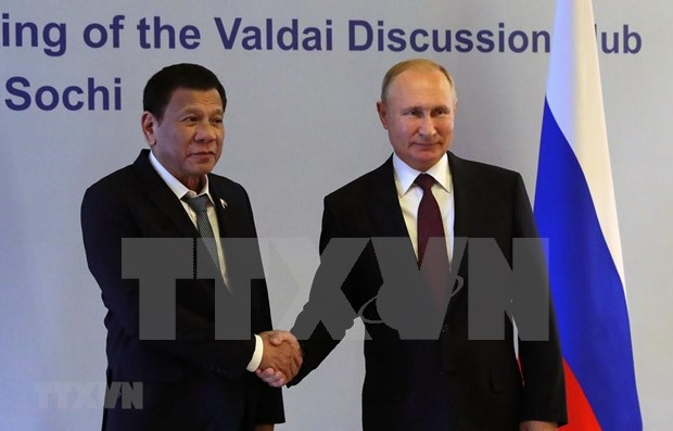 Filipinas y Rusia promueven cooperacion de comercio e inversion hinh anh 1