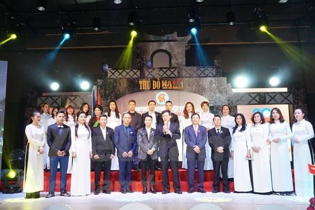 Destacan esfuerzos de conservacion de cultura vietnamita en Republica Checa hinh anh 1