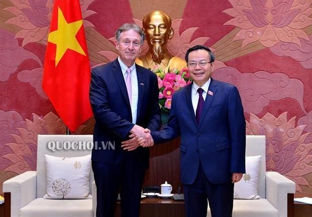 Aboga Vietnam por fortalecer nexos comerciales entre ASEAN y UE hinh anh 1