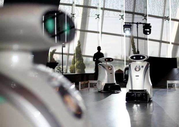 Vietnam, mercado potencial de la industria robotica hinh anh 1