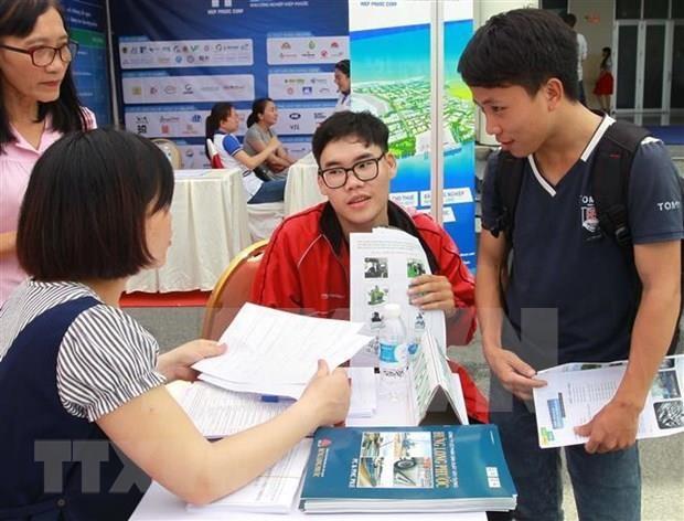 Demanda Ciudad Ho Chi Minh 75 mil trabajadores en el ultimo trimestre del ano hinh anh 1