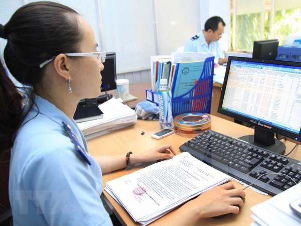Casi 31 mil empresas vietnamitas utilizan el mecanismo de ventanilla unica hinh anh 1