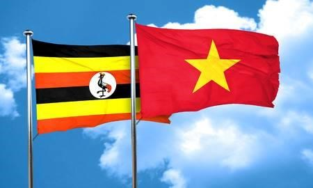 Felicita Vietnam a Uganda por su Dia Nacional hinh anh 1