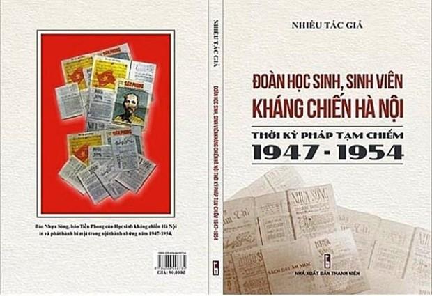 Presentan libro sobre los estudiantes rebeldes de Hanoi durante la ocupacion francesa hinh anh 1