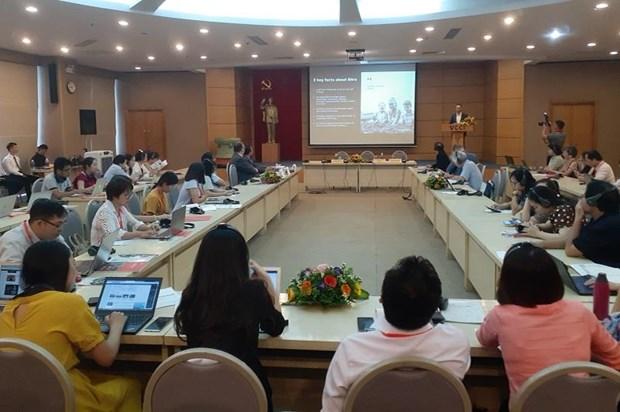 Resaltan oportunidades para desarrollar la economia circular en Vietnam hinh anh 1