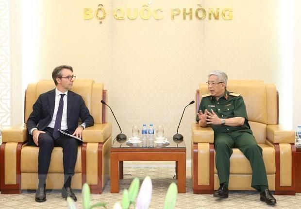 Vietnam atesora relaciones con Union Europea, afirma viceministro vietnamita hinh anh 1