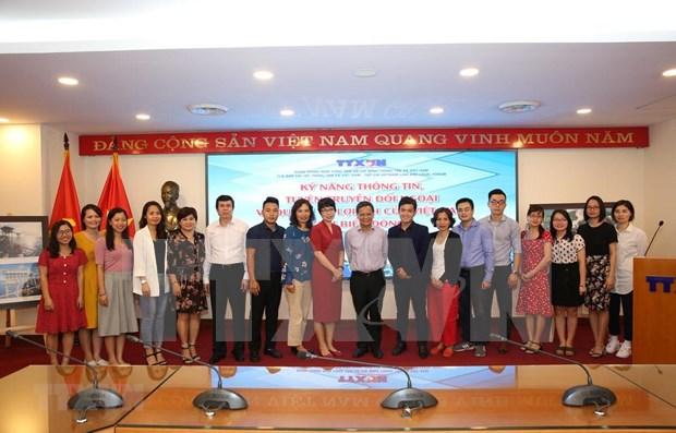 Fortalece la VNA divulgacion sobre derechos e intereses de Vietnam en Mar del Este hinh anh 1