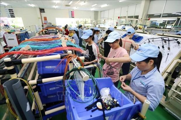 Provincia vietnamita de Vinh Phuc logra resultados economicos alentadores hinh anh 1
