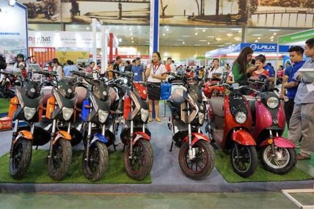 Indonesia y Alemania aumentan cooperacion en la industria de vehiculos electricos hinh anh 1