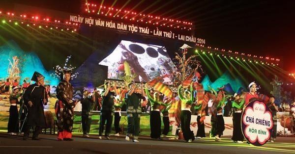 Participaran mas de 600 artistas en Festival de Cultura de la etnia Thai en Vietnam hinh anh 2