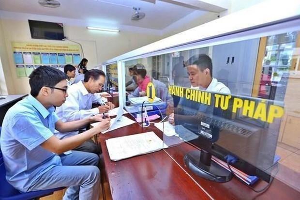 Provincia vietnamita de Vinh Phuc impulsa racionalizacion de plantilla del personal hinh anh 1