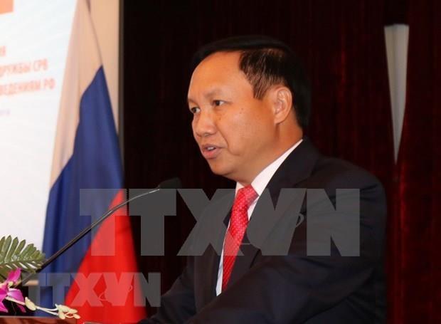 Proyecta Vietnam ampliar cooperacion con la Republica rusa de Kalmukia hinh anh 1