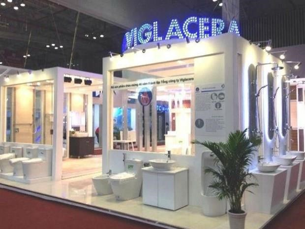 Grupo Viglacera entre las 50 marcas mas valiosas de Vietnam hinh anh 1